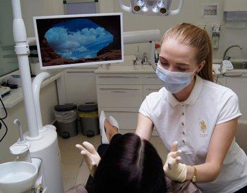 Установка ортодонтических мини-винтов