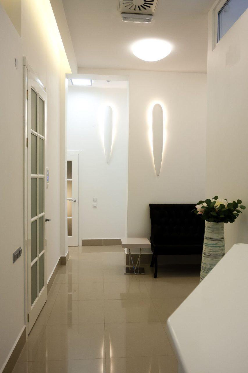 коридор в стоматологии Genesis